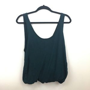 We the Free Tank Crop Top Size Large